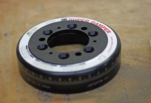 ATI Super Damper for Z28 302