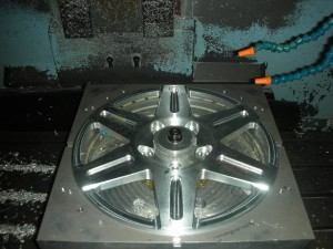 Wheel for Rhoades 1967 STX Camaro