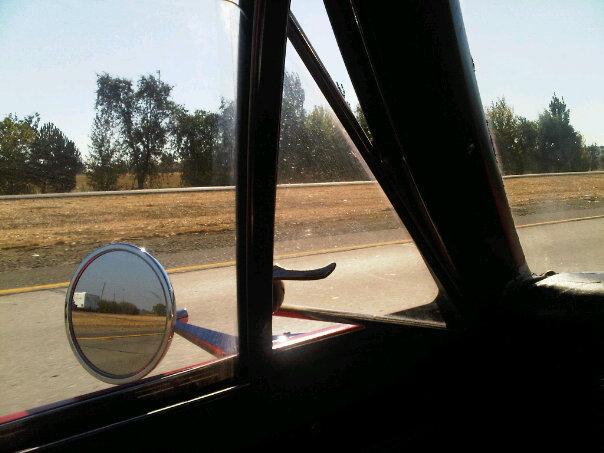 1967 Camaro vent window